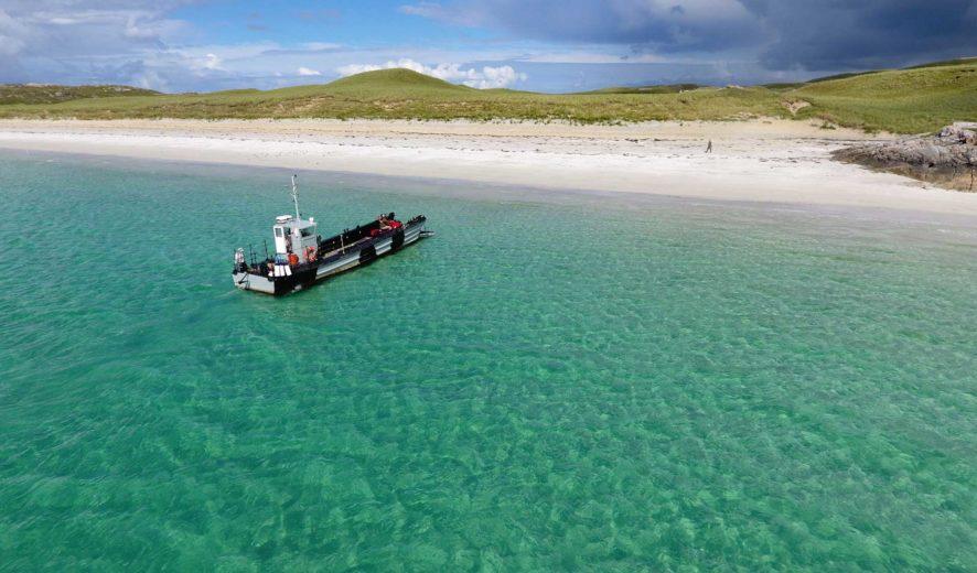 Taransay - owning a remote Scottish island