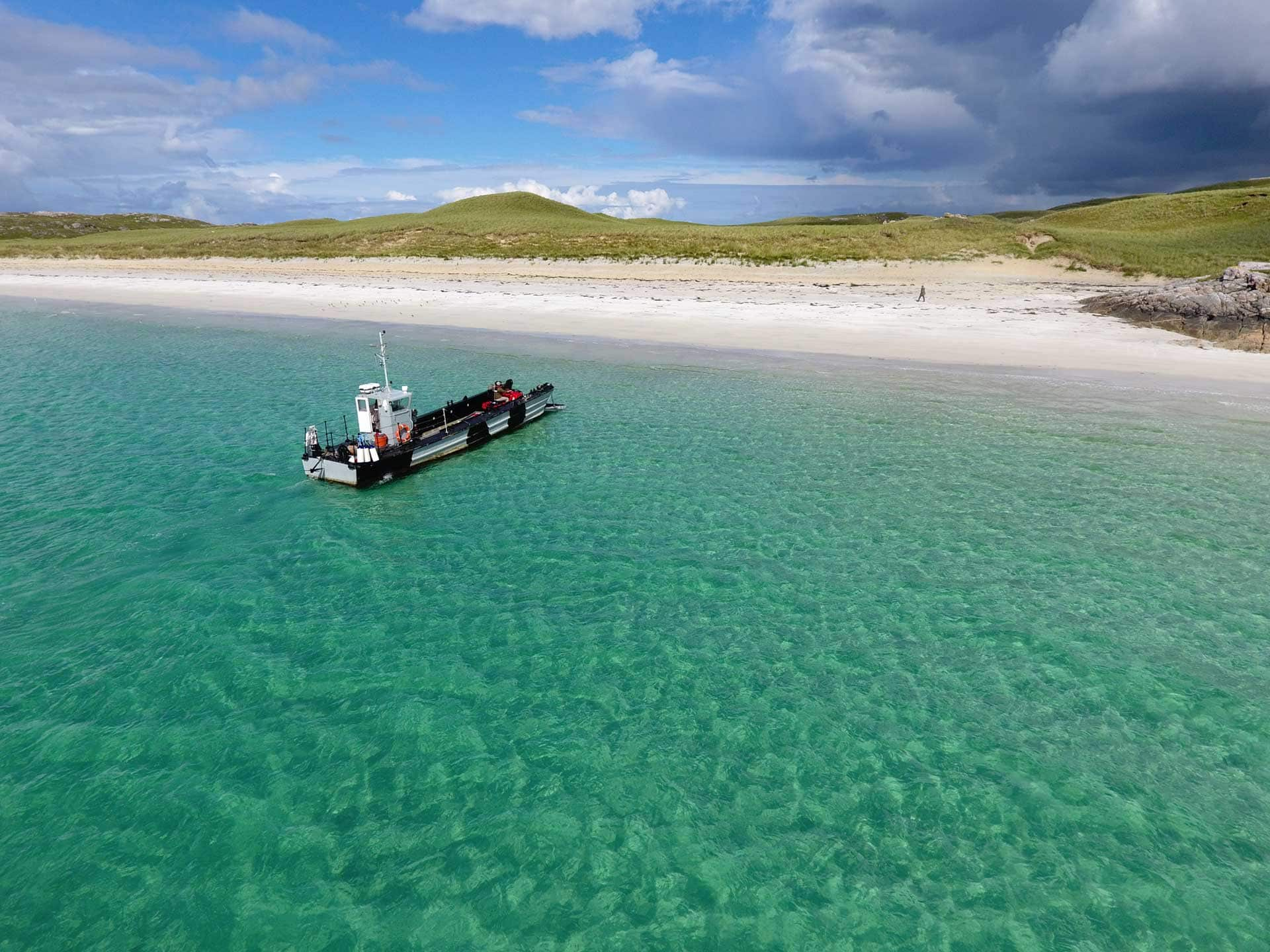 Boat trips to the Isle of Taransay