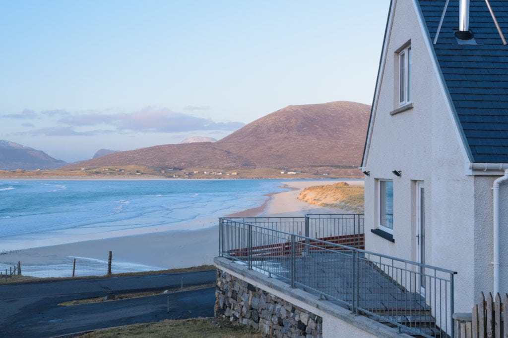 Tarasaigh House, Borve, Isle of Harris