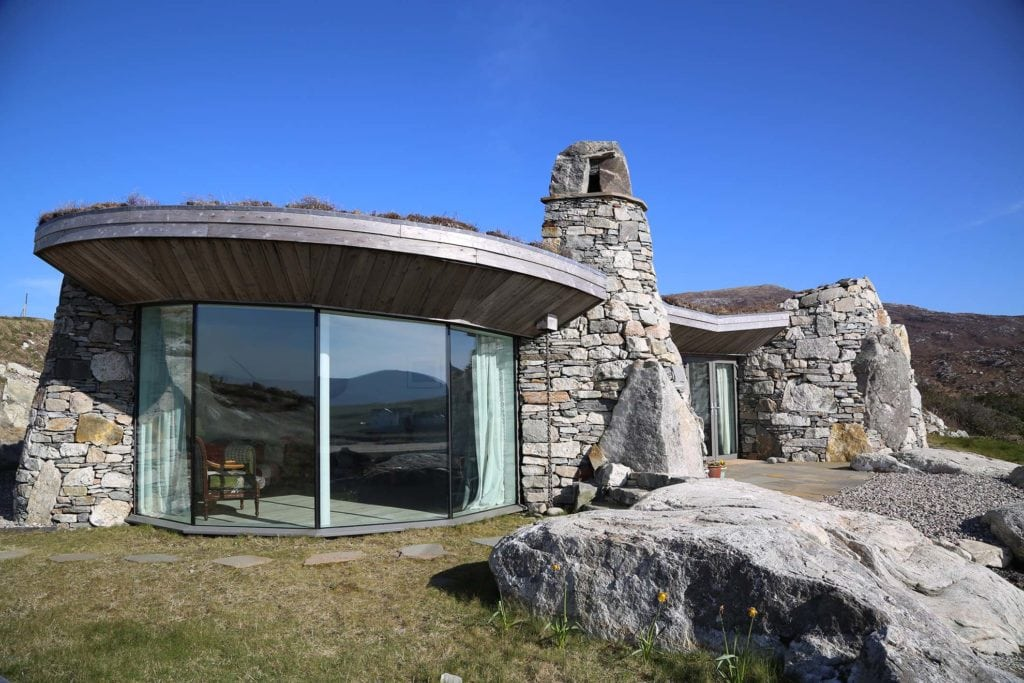 The Rock House, Borve, Isle of Harris