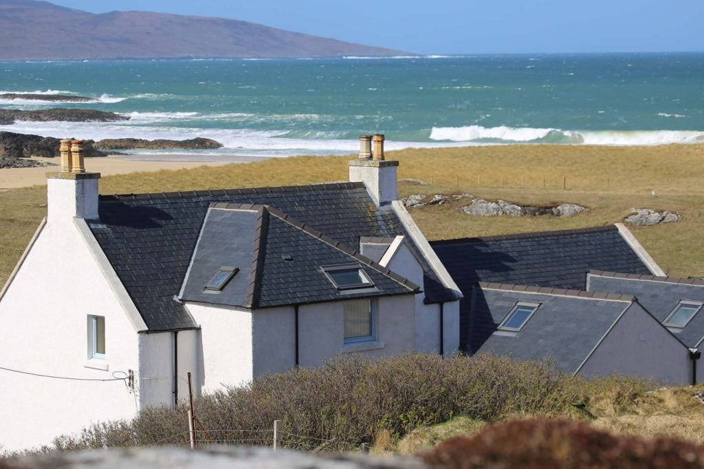 Claddach House, Borve, Isle of Lewis