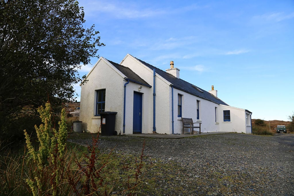 Laxdale Cottage, Borve, Isle of Harris